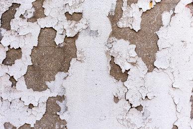 Travaux de rénovation sur peinture au plomb